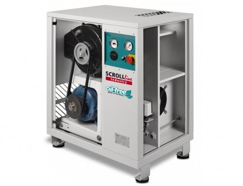 kompresori ar mainīgo, Skrūves kompresori ar mainīgo ražīgumu, Gaisa kompresori Latvijā