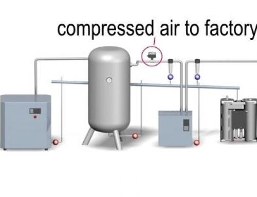 Как вы можете утром мгновенно получить воздух в вашей системе сжатого воздуха?