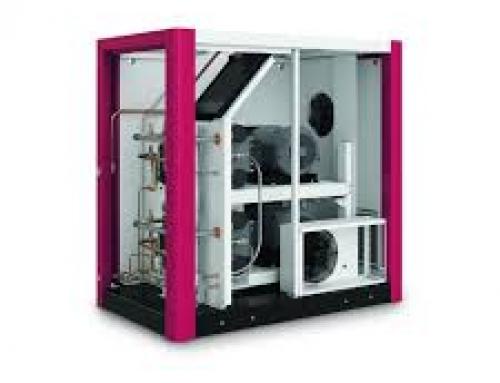 GD – spirāļveida kompresori